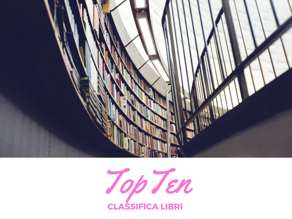 Libri in classifica: chi spodesterà Harry Potter? | #2