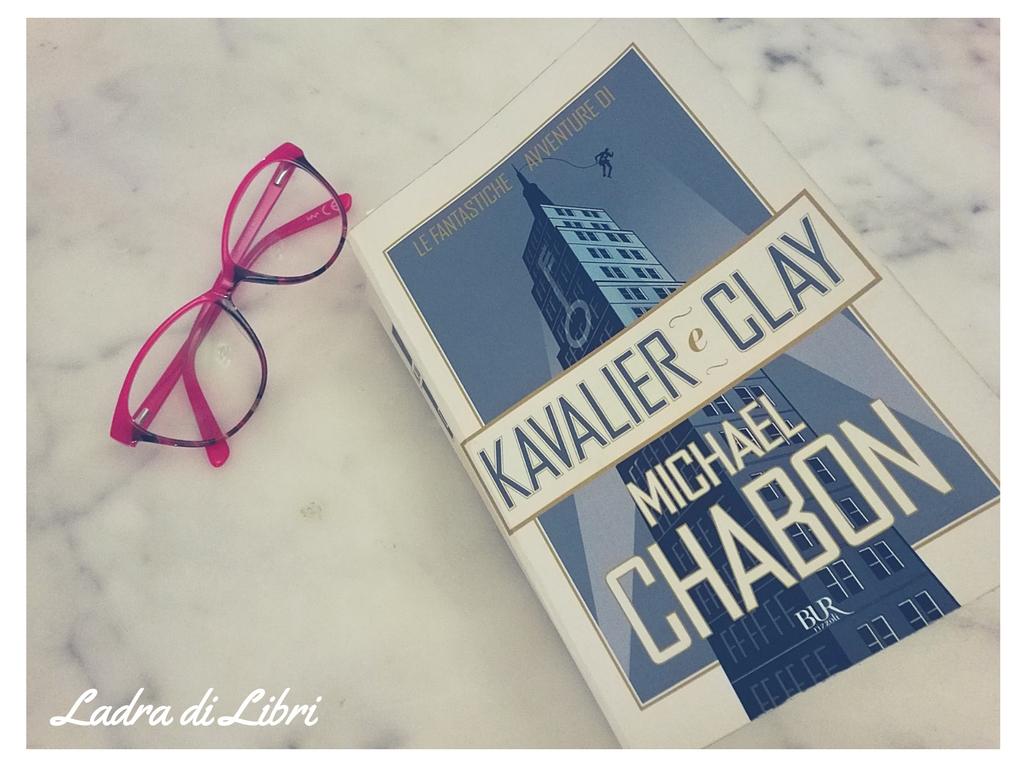 Le fantastiche avventure di Kavalier e Clay di Michel Chabon