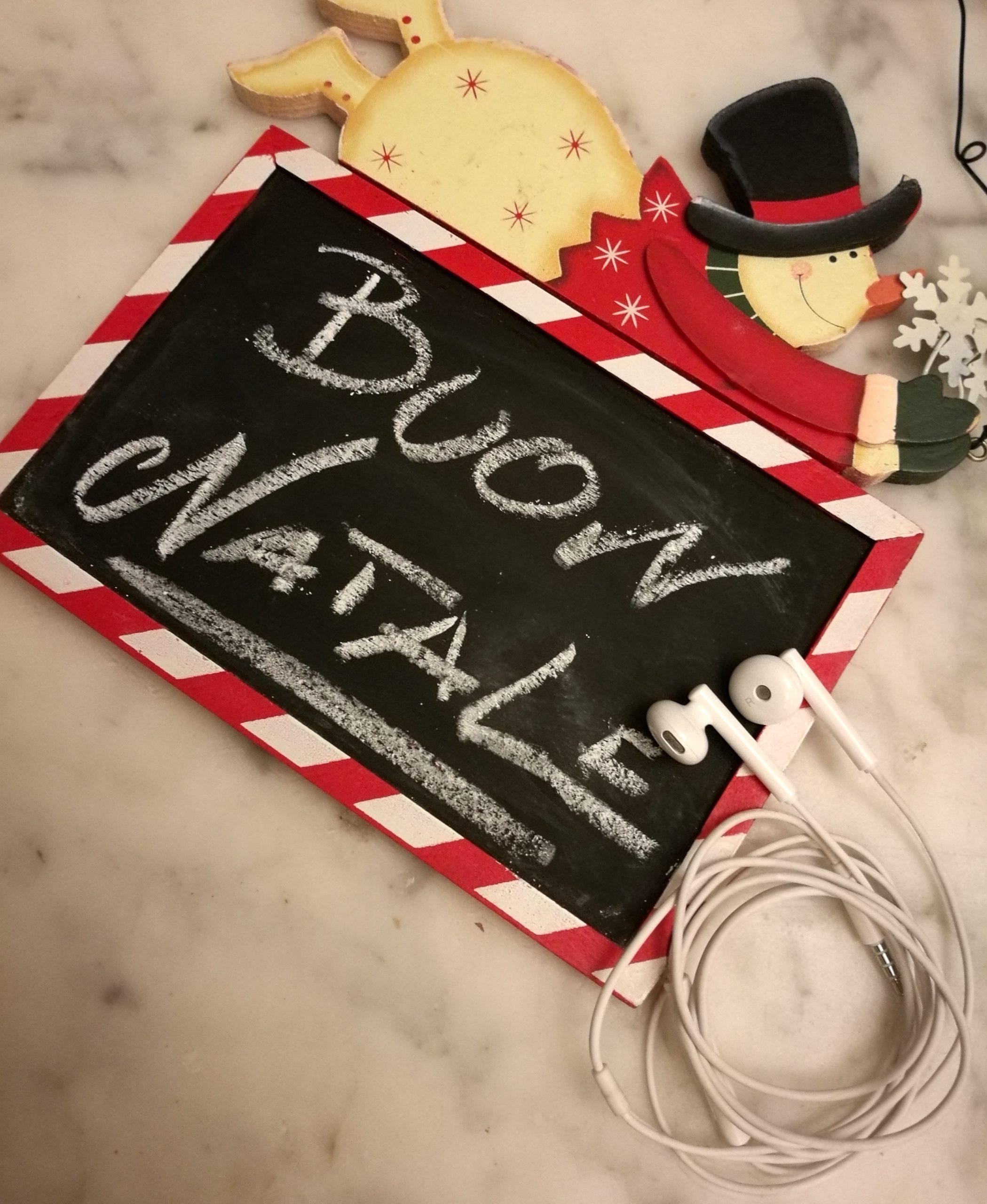 Aria di Natale: non solo libri con Spotify