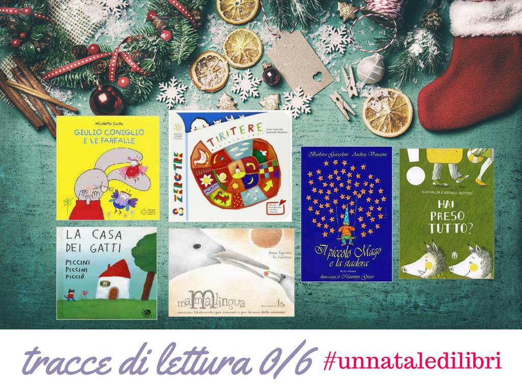 Libri piccini da regalare a Natale | Un Natale di Libri