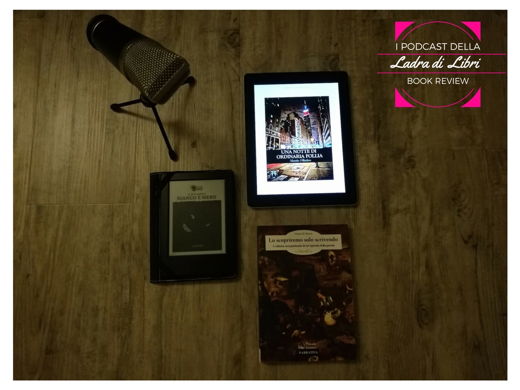 Il podcast della settimana: a caccia di libri