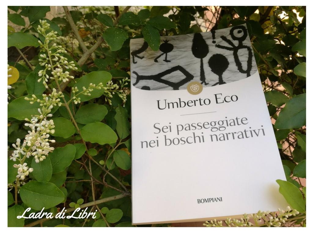 Sei passeggiate nei boschi narrativi di Umberto Eco
