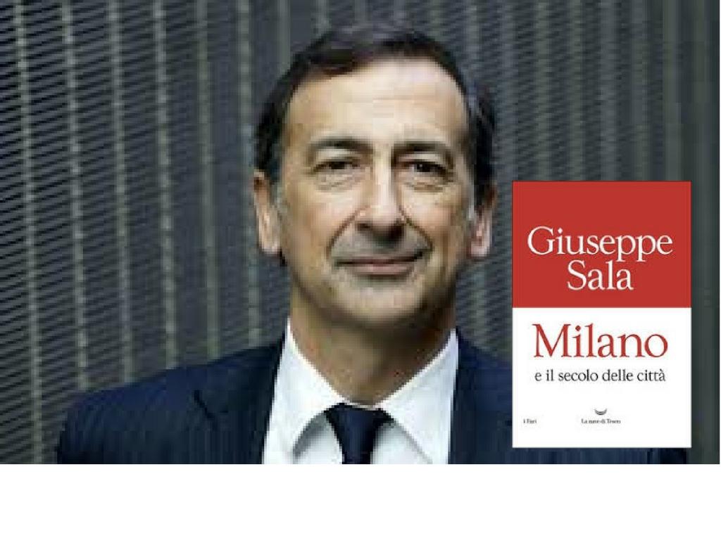 Giuseppe Sala ospite del Covo per il suo Milano e il secolo delle città