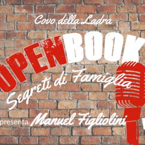 Segreti Di Famiglia: #OpenBookLive #Show Con Morchio, Mearini, Ingrosso E Valentino