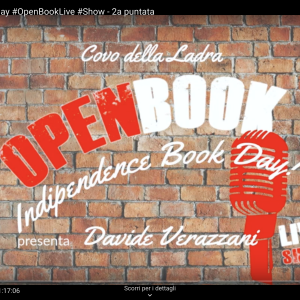 Indipendence Book Day #OpenBookLive #Show – 2a puntata