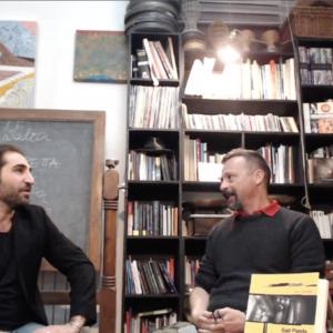 Piergiorgio Pulixi Presenta Luca Bonisoli E Bad Panda #LibriInDiretta