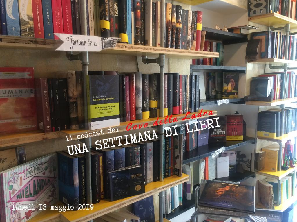Una settimana di libri – podcast
