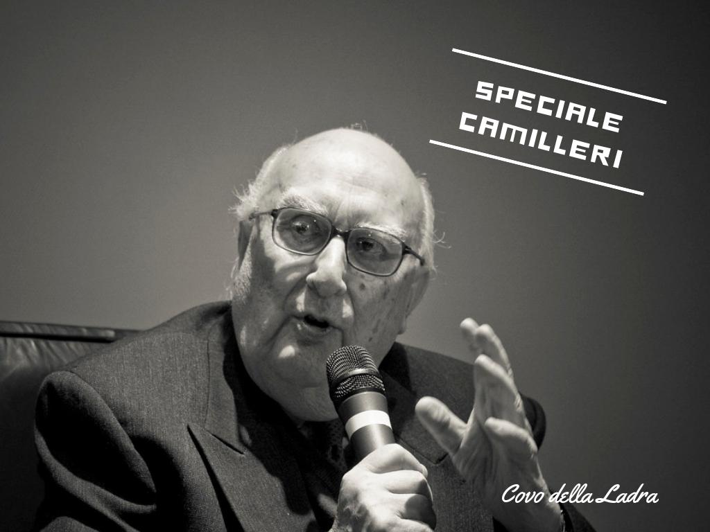 Andrea Camilleri e il coraggio di chiamarlo maestro