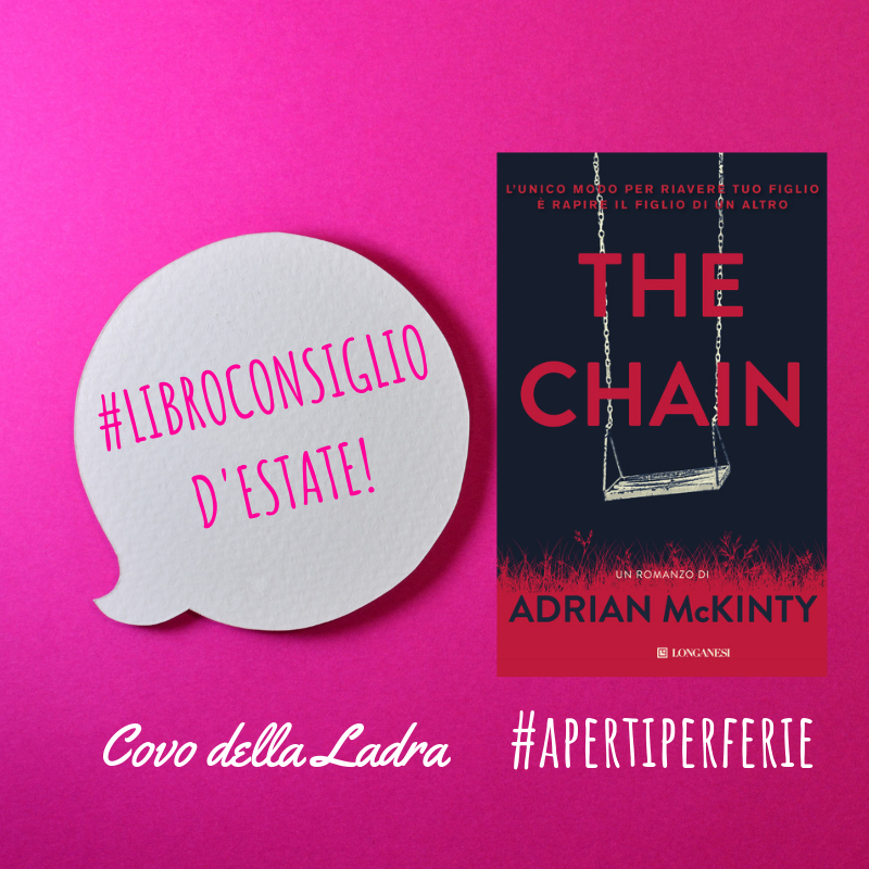 The Chain di Adrian McKinty