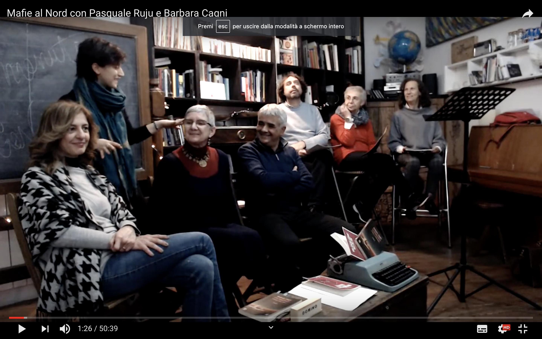 Mafie al Nord con Barbara Cagni e Pasquale Ruju [VIDEO]