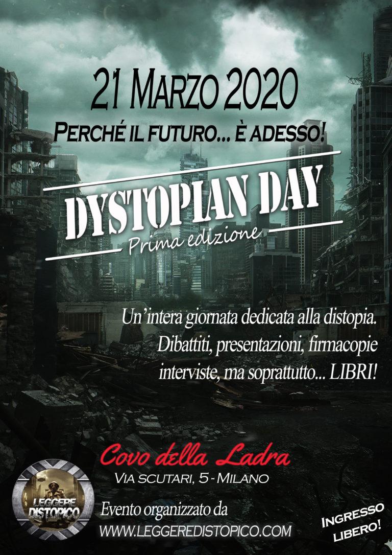 """Al via la prima edizione del festival """"Dystopian Day"""""""