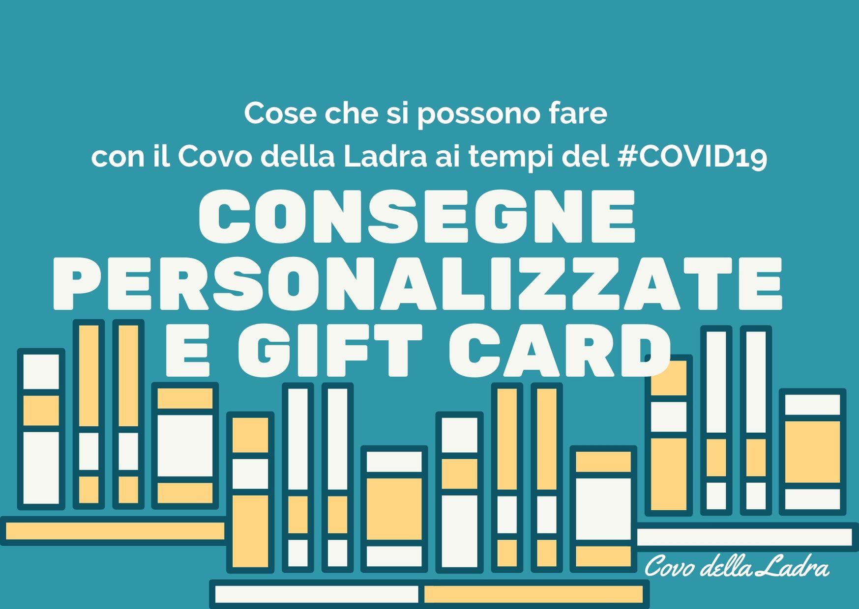 Consegna personalizzata e gift Card