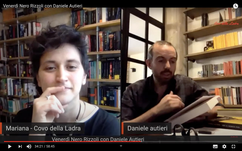 Venerdì Nero Rizzoli con Daniele Autieri