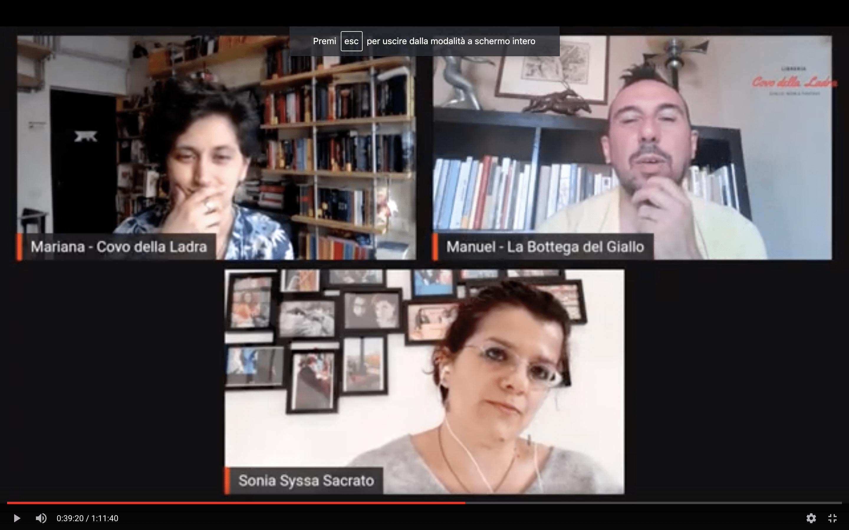 Sonia Sacrato presenta Controcanto #LaStranaCoppia TalkShow