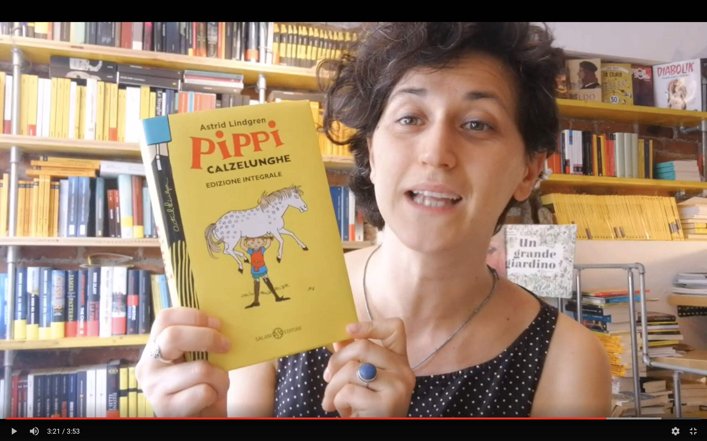 Pippi Calzelunghe di Astrid Lindgren #incipit32