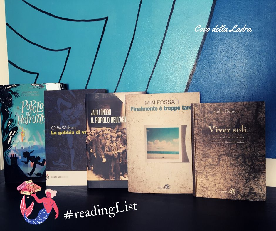 #readinglist – London Calling