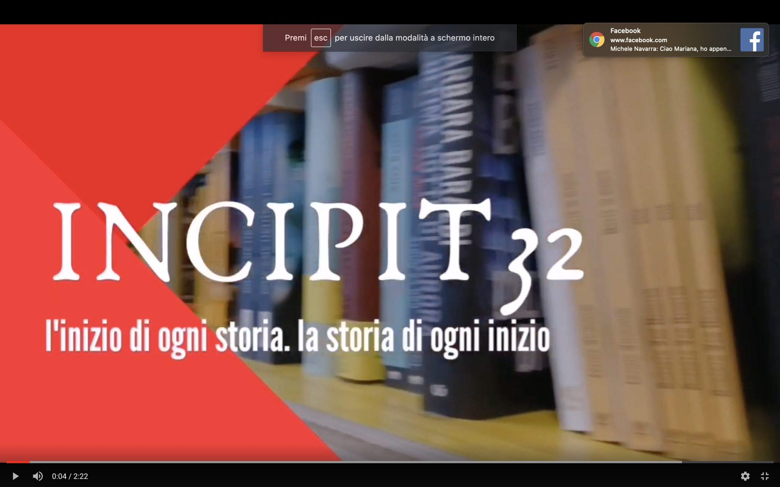#incipit 32 – Solo dio è innocente di Michele Navarra – ed. Fazi DarkSide
