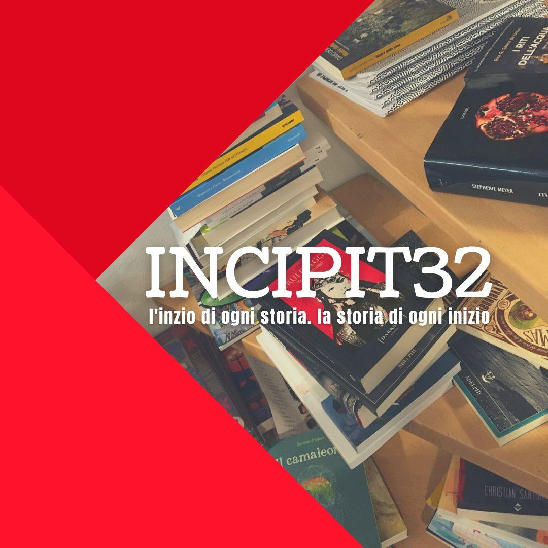 INCIPIT32: gli ospiti di ottobre