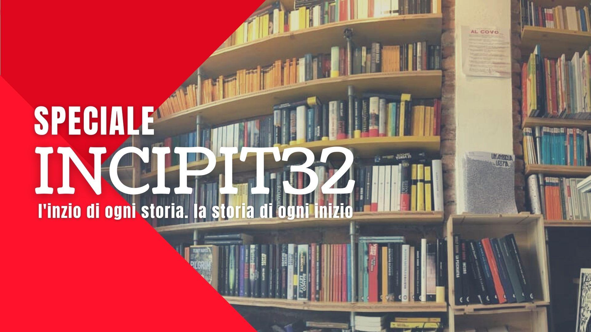 #incipit32 speciale Trilogia Noir con Roberto Pegorini