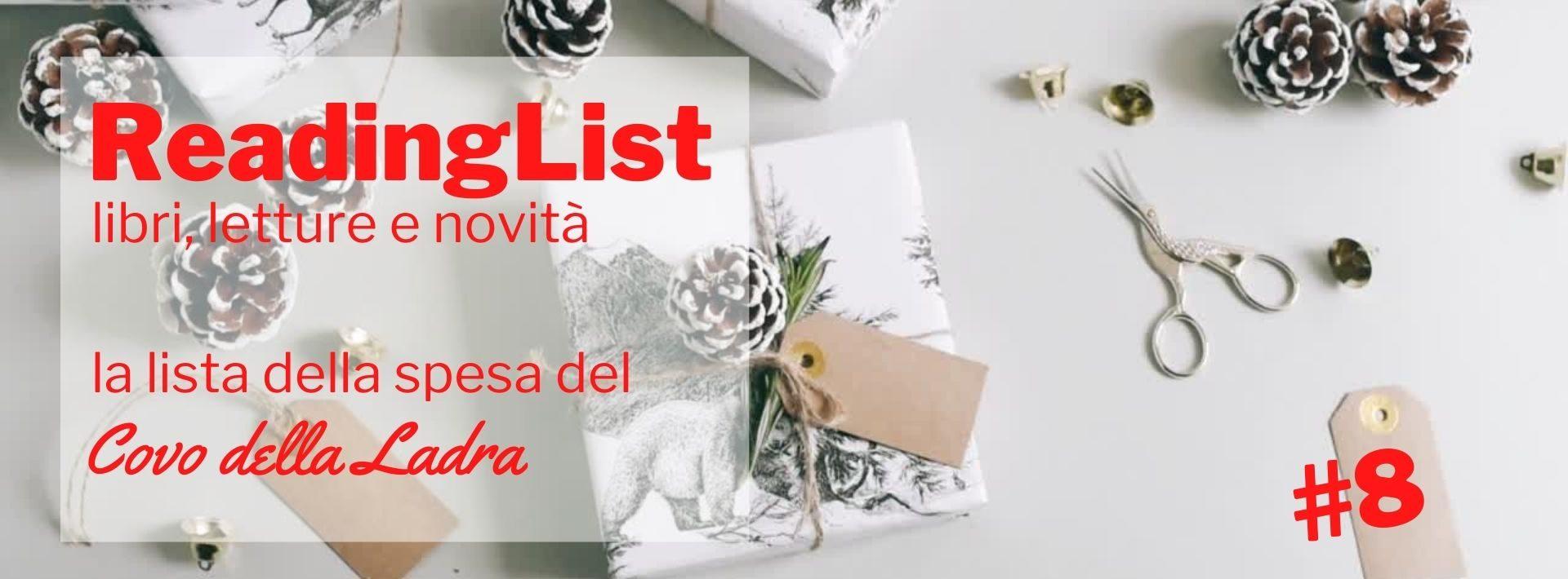 Reading list #8